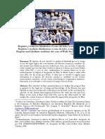 Registro y Tradición Fabulística El Caso Del Lobo, La Zorra y El Simio