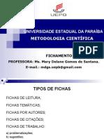 ELEMENTOS ESTRUTURAIS DE UMA FICHA II.ppt