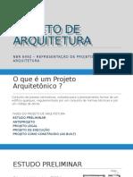 Aula Projeto de Arquitetura - Puc Goias