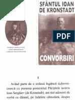 Sfântul Ioan de Kronstadt - Convorbiri.pdf