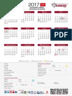 Calendario FREMAP Madrid