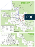 2010 Pescadero Creek Park Complex Map