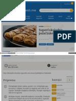 Gastro Vijesti Me Recepti Supercokoladne Palacinke 2840