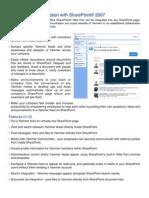Yammer SharePoint 2007 Integration