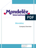 Mondelez Supply Chain