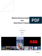 Maritime Installations and Propulsion