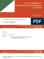 AP UFCD 6058 FunçõesLógicas 2016 17