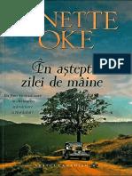Janette Oke Vestul Canadian Vol 6 in Așteptarea Zilei de Maine