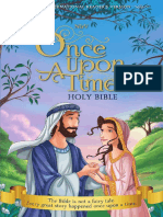 NIrV Once Upon a Time Holy Bible Sampler