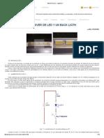 Alberto Picerno - Ingenieroreparación de Un Driver de Led y Un Back Ligth