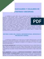 Aspectos Moleculares de La Metastasis