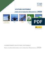 FIAB informe de sostenibilidad