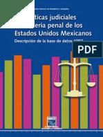 Estadisticas judiciales 1997