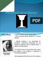 Psicología Gestaltica