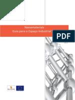 Nanomateriais - Guia Para o Espaço Industrial SUDOE - 2014