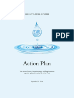 UN Action Plan on water