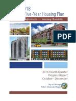 2014-2018 Chicago Five-Year Housing Plan (Q4)