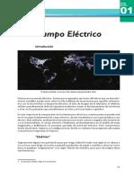 Capítulo I - CAMPO ELÉCTRICO - Libro-Electromagnetismo. Cuántica y Relatividad (2a Ed.)