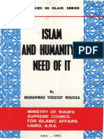 Islam and Humanity's Need of It.pdf