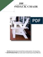 Adirondack Chair2