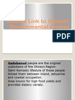 otways link to outdoor environmental studies