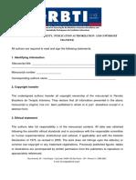 3. Transferência Direitos Autorais