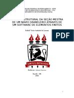 Relatório de Projeto Estrutural 2