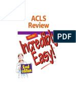 ACLS Review Made Incredibly Easy-LWW (2012)