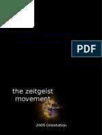 MAC - Zeitgeist Movement Basic Presentation 2009
