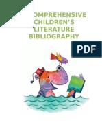 Children's Lit Bibliography