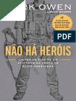 Nao Ha Herois - Mark Owen