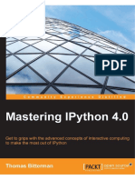 Mastering IPython 4.0 1785888412 SAMPLE
