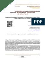 La formación académica del director coral y sus herramientas para el desarrollo de coros infantiles. Situación actualen Costa Rica y España.pdf