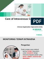 Perawatan IV Catheter