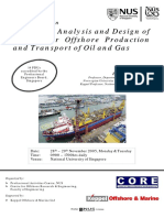 Structual Analysis Design of Vessels