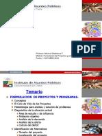 2016-Dia 2 Marco Logico i Parte Modulo Formulacion Proyectos y Programa v13
