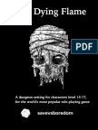 D&D 5e - The Dying Flame.pdf