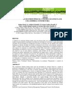 Implementación de Dos Fundamentos de Construcción - Brasil