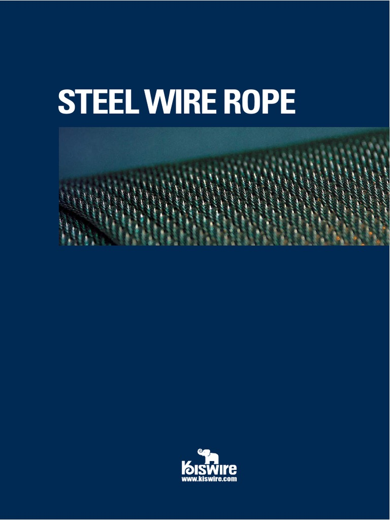Kiswire Steel Wire Rope | Rope | Wire