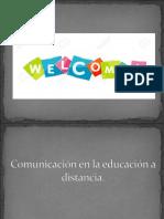 Exposición Grupo 6 La Comunicación