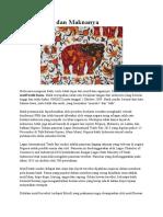 Batik Fauna Dan Maknanya