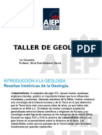 2. Introducción a La Geología