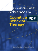 2007 - Innovations and advances in cognitive-behaviour therapy - Einstein.pdf