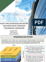 Audit Pengendalian Intern Dan Kepatuhan