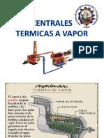 Centrales Termica a Vapor