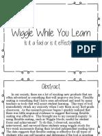 wiggle presentation
