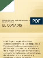 El Conadis