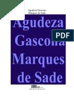 Agudeza gascona - Marqués de Sade