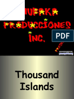 Islas Thousand 10985