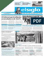 Edición Impresión Elsiglo 09-03-2017